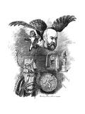 Alg Borthwick Cartoon Giclee Print by Linley Sambourne