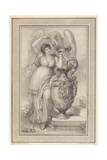 Anna Duchess Bedford Giclee Print by Richard Cosway
