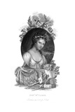 Anne Damer Giclee Print by R Cooper