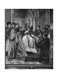 Pope Gregorius IX Giclee Print