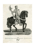 King Richard I Giclee Print