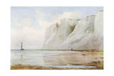 Beachy Head, Sussex, 1908 Giclee Print by Maurice Randall