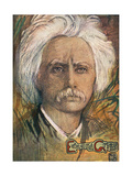 Edvard Hagerup Grieg Giclee Print by Nico Jungman
