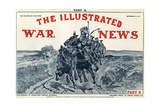Illustrated War News Front Cover, Artillery Giclee Print by Richard Caton Woodville