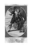 Kemble as Hamlet Giclee Print