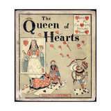 Nursery, Rhyme, the Queen of Hearts, Caldecott Giclee Print by Randolph Caldecott