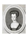 Anne Countess Pembroke Giclee Print by R White