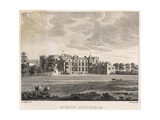 Burton Constable Giclee Print by Moses Griffiths