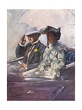 George Curzon, Menpes 02 Giclee Print by Mortimer Menpes