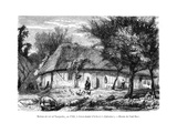 Vauquelin Birthplace Giclee Print by Paul Huet