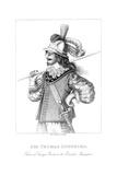 Sir Thomas Lunsford Giclee Print by R Cooper