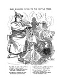 Propaganda, Bismarck Giclee Print by Linley Sambourne