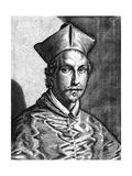 Francesco Barberini Giclee Print by M Tauernier