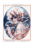 A Carnival Queen! Giclee Print by Maurice Milliere