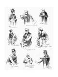 Verdi Falstaff Paris Giclee Print by Maurice Feuillet