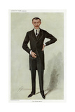 George Baron Reuter Giclee Print by Leslie Ward
