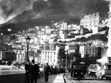 Monaco Les Roches Photographic Print