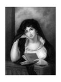 Elizabeth Ctess Erroll Giclee Print by Richard Cosway
