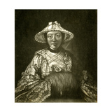Anne Fenhoulet Giclee Print by Sir Joshua Reynolds