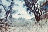 UFOs, New Mexico, Villa Photographic Print by Paul Villa