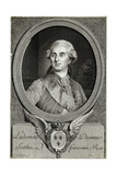 Louis XVI, King of France Giclee Print by Noel le Mire