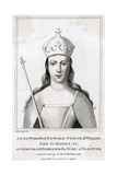 Anne Neville, Q of R3 Giclee Print by S Harding