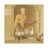 St Swithin, Dudley, Maxims Lámina giclée por Robert Dudley
