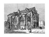 Paris, France - Eglise de Saint Jean de Lateran Giclee Print by R.p. Leitch