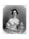 Henrietta de Grey Giclee Print by R.a. Artlett