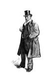 Edmond Gondinet Giclee Print by Paul Renouard