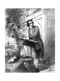 John Hamilton Mortimer Giclee Print by Richard Wilson