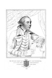 Sir Richard Gamon Giclee Print by Robert Grave