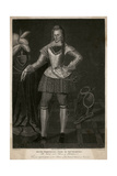 Henry Wriothesley Giclee Print by R. Dunkerton