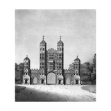 Whitehall Gate Giclee Print by Paul Sandby