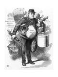 Henry Fawcett (Punch) Giclee Print by John Tenniel