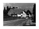 Much Hadham, Hertfordshire Giclee Print by Staniland Pugh