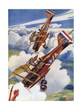 Se5S Pursue an Albatross Giclee Print by Stanley Bradshaw