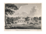 Burghley House Giclee Print by Paul Sandby