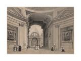 Rome, Sta Maria Angeli Giclee Print by Philippe Benoist