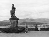 Stirling Castle 1949 Photographic Print by Staniland Pugh
