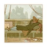 Sights Unseen Lámina giclée por Robert Dudley