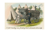 Military, Scenes, Britain Giclee Print by Richard Simkin