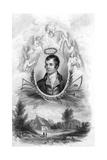 Robert Burns, Watt Giclee Print by T Watt