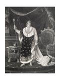 Napoleon Giclee Print by Robert Lefevre