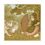 A Quiet Afternoon Spoilt Giclee Print by Robert Dudley