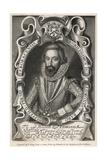 Charles Duke Shrewsbury Giclee Print by Godfrey Kneller