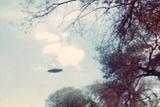 UFOs, New Mexico, Villa Photographic Print by Paul Villa