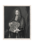 Somers with Seal Giclee Print by Godfrey Kneller