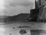 Robin Hood's Bay, Yorkshire Photographic Print by Staniland Pugh