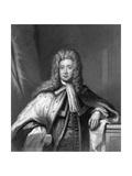 3rd Earl Derwentwater Giclee Print by Sir Godfrey Kneller